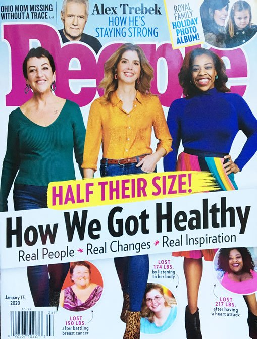 Shelli Johnson Weight Loss People Magazine Half Their Size