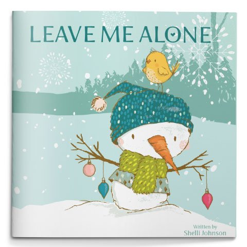 children's book Leave Me Alone how to make friends
