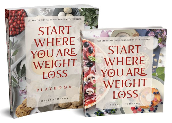 books by Shelli Johnson - Start Where You Are Weight Loss - how to lose weight