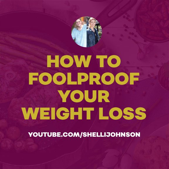 lose the weight for the last time shelli johnson