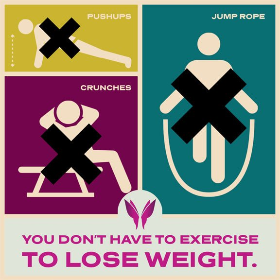 Lose Weight Without Exercise shellijohnson.com